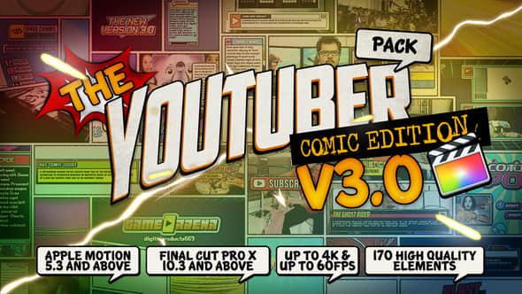 Comic Edition 3