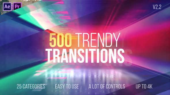 500 Transitions
