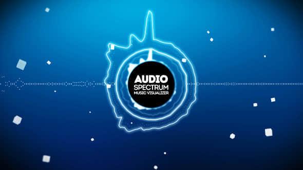 Audio-React-Spectrum-Music