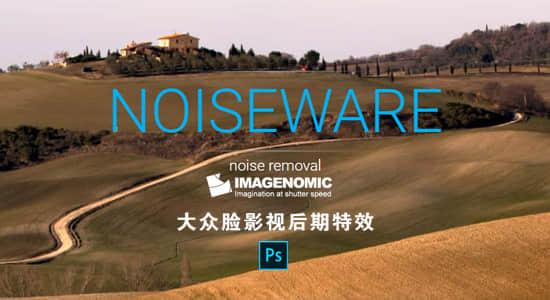 PS插件-专业图片降噪Photosho插件 Imagenomic Noiseware 5.1.2 Win/Mac + 使用教程插图