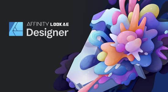 中文版-专业矢量图形设计软件 Affinity Designer 1.9.1.971 Win/Mac