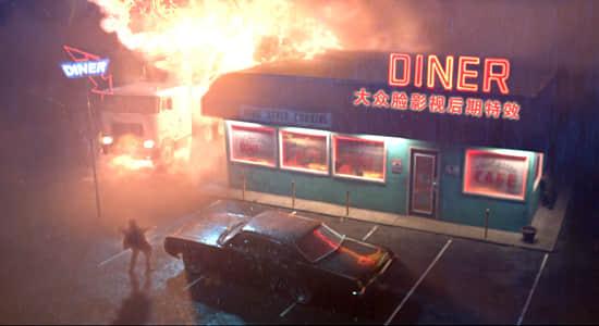 AE教程-大卡车爆炸场景特效合成制作FXPHD – AFX232 Compositing In After Effects Truck Explosion Part 1插图