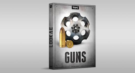 音效-5859个战争枪战射击枪声电影无损音效 BL – Guns