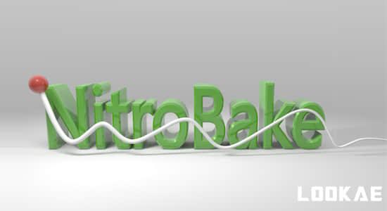 C4D插件-三维场景关键帧烘焙插件 NitroBake V3.02 Win