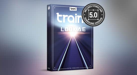 音效-2896个火车行驶穿梭铁轨碰撞音效 5.0环绕立体声 BL – Trains插图