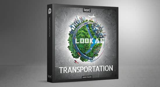 音效-223个飞机火车汽车轮船交通运输工具音效 BL – Transportation插图
