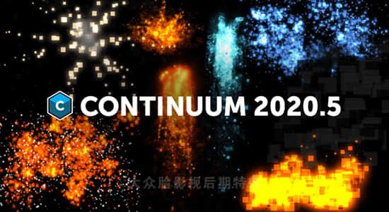 Avid插件-视觉特效和转场BCC插件包 Continuum 2020.5 v13.5.1 Win破解版插图