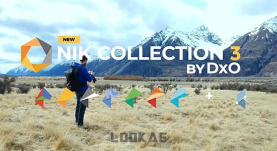 PS插件-胶片调色降噪锐化HDR图像处理特效滤镜 Nik Collection by DxO 3.0.8 Win/Mac已注册版插图