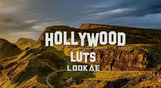 22个好莱坞电影LUTS调色预设 Hollywood Luts插图