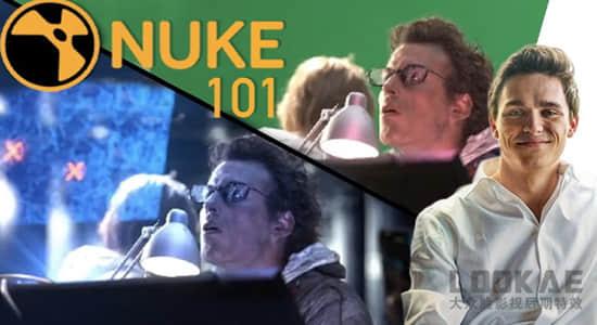 NUKE教程-视频特效合成学习教程 Udemy – Introduction to Nuke VFX Compositing The Essentials – NK101 (英文字幕)插图