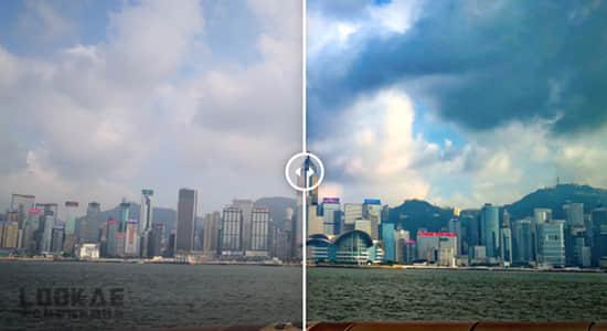 AE/PR插件-去朦胧除雾霾增强色彩对比清晰画面调色插件 ClearPlus v2.1 Mac插图