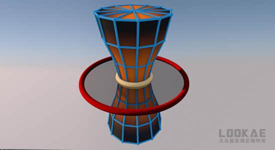 C4D插件-三维模型变形扭曲插件 NitroEdgeDeformerTool v1.05 Win/Mac