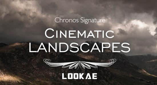 音效-400个自然环境商业历史电影氛围无损音效 Cinematic Landscapes