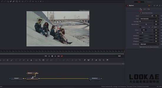 达芬奇教程-视频特效制作学习 Lowepost – Introduction to Visual Effects in DaVinci Resolve Fusion
