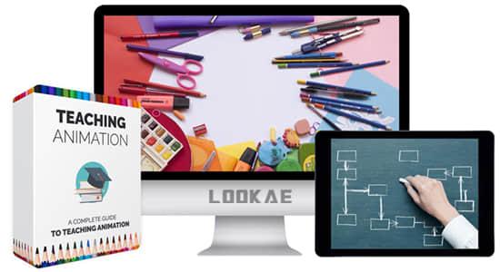 动画课程PDF教学文档学习教程 Bloop Animation – Teaching Animation