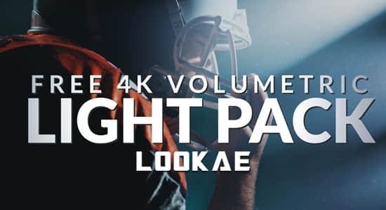 4K视频素材-16组体积光照耀灰尘粒子叠加动画 Volumetric Light and Dust Overlays