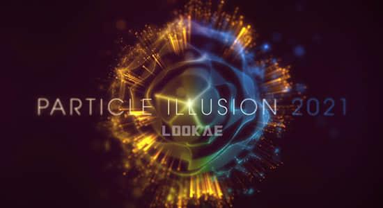 幻影粒子独立软件版 Particle Illusion 2021.5a V14.5.2 + 粒子发射器预设包 + 使用教程
