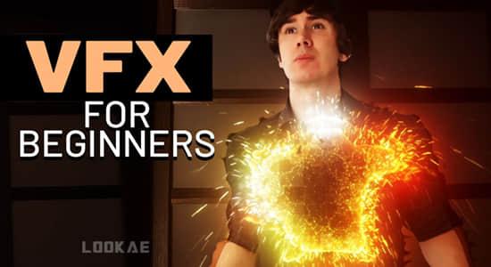 AE教程-学习制作电影视觉特效动画 Loki VFX for Beginners using After Effects